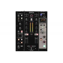Denon DNX600 Digital DJ Mixer - MIDI Interface & Sound Card