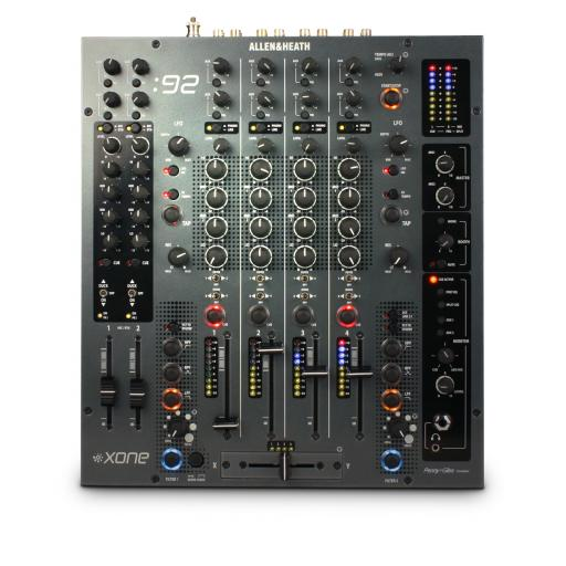 Allen & Heath Xone 92 Mixer & MIDI Controller (Xone 92