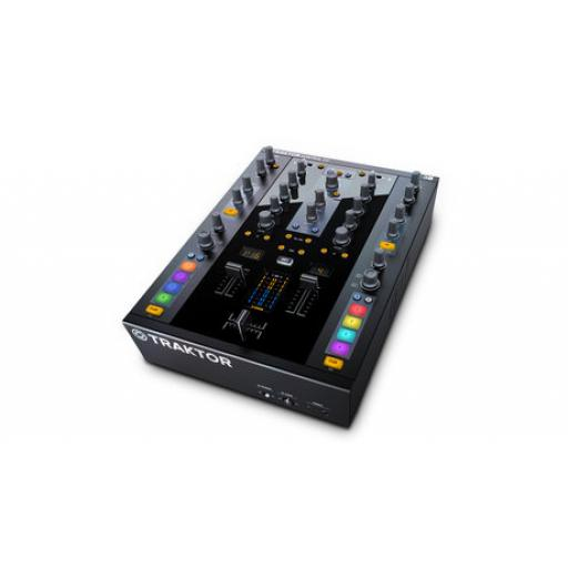 Native Instruments Traktor Kontrol Z2 2+2 Channel DJ Mixer & Controller