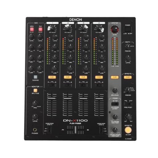 Denon DNX1100 Mixer