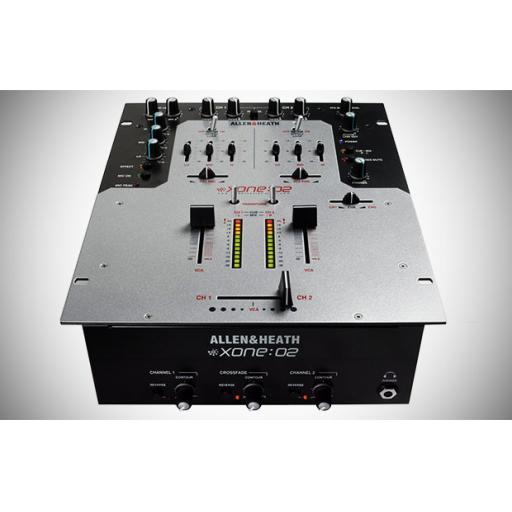Allen & Heath Xone 02 Mixer