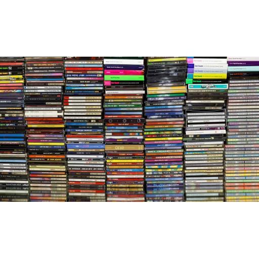 Random pack of 10 cds