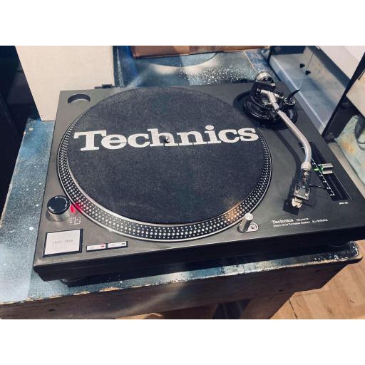 Technics 1210 mk2 original serviced with Stanton 500 and warranty